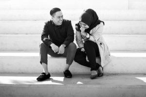 夫婦は予測不能の関係